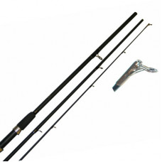 12FT, 3PC FLOAT, MATCH ROD 1203 Fibre Glass extra £10.00 of price when collected from store