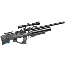 Kral Puncher Knight Tactical PCP Air Rifle SYNTHETIC .177 Calibre 14 shot and free hard case