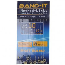 Band It Bait Band Method Links Size 10 (BAN132)