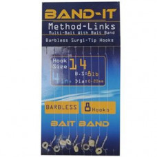 Band It Bait Band Method Links Size 14 (BAN134)