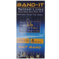 Band It Bait Band Method Links Size 16 (BAN135)
