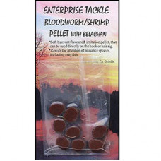 Enterprise Tackle ARTIFICIAL, IMITATION BAITS Bloodworm, Shrimp Pellet with Belachan 8mm LARGE