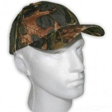Camouflage Cap green / brown
