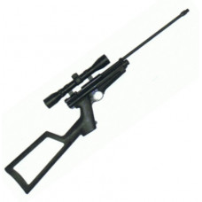 Crosman 2250XL Ratcatcher 12g co2 Powered Air Rifle .22 Calibre with 4 x 32 scope & 1/2 inch UNF thread fitted