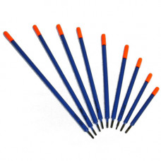 K C Waggler Floats 1 set of five large