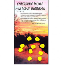 Enterprise Tackle ARTIFICIAL, IMITATION BAITS Sweetcorn Mini Pop-up