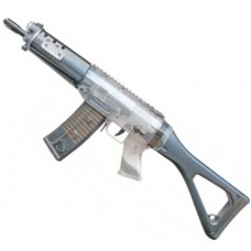 6mm AIRSOFT Sig Sauer 552 Commando 6mm BB Spring powered clear airsoft