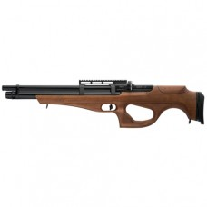 Webley Mastiff PCP Powered Semi Bull pup 12 Shot Air Rifle .22 Calibre Fitted with Quantum Silencer