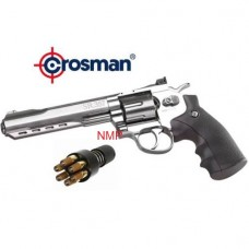 Crosman SR357 BB Revolver 4.5mm metal BB 12g co2 air pistol Silver