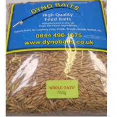 750g BAG OF WHOLE OATS Quality Feed Baits DYNO BAITS