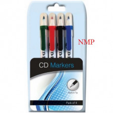 4pk cd markers
