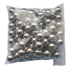6mm Steel Slingshot Ammo a bag of 250 HIGHLY POLISHED STEEL SHOT BALL BEARINGS