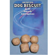 Waterline ARTIFICIAL, IMITATION BAITS DOG BISCUIT