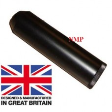 1/2 inch UNF thread Viper Mini Pistol Air Gun Silencers ideal for PCP Pistols like Brocock Made in UK